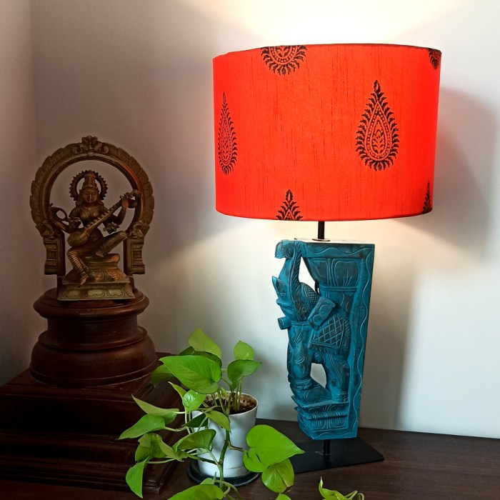Yazhi table lamp