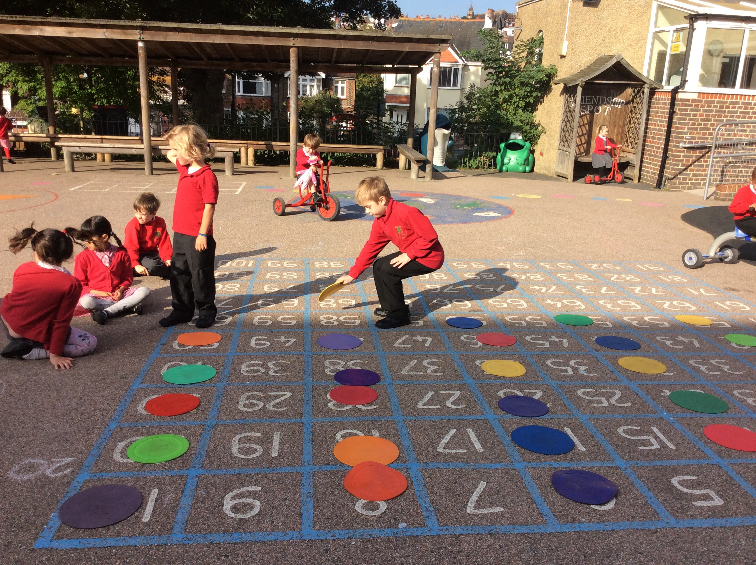 Counting In 2s 10s 5s And 3s