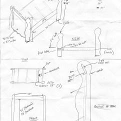Adirondack Chairs Blueprints Car Seat Lounge Santa Claus Sleigh Plans Diy How To Make – Agreeable28rcu