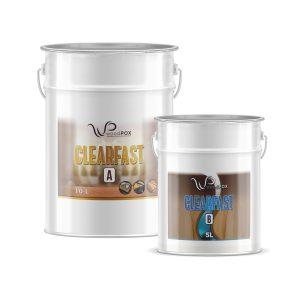 Clearfast 13l kit
