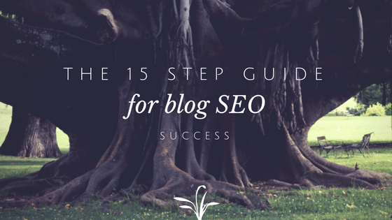 Blog seo best practices