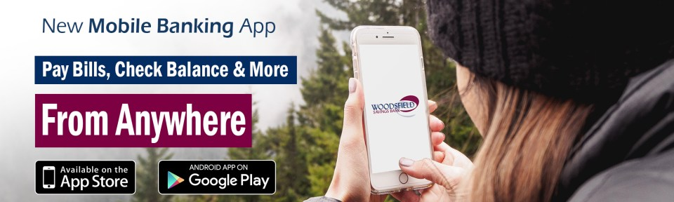 Mobile banking Ad