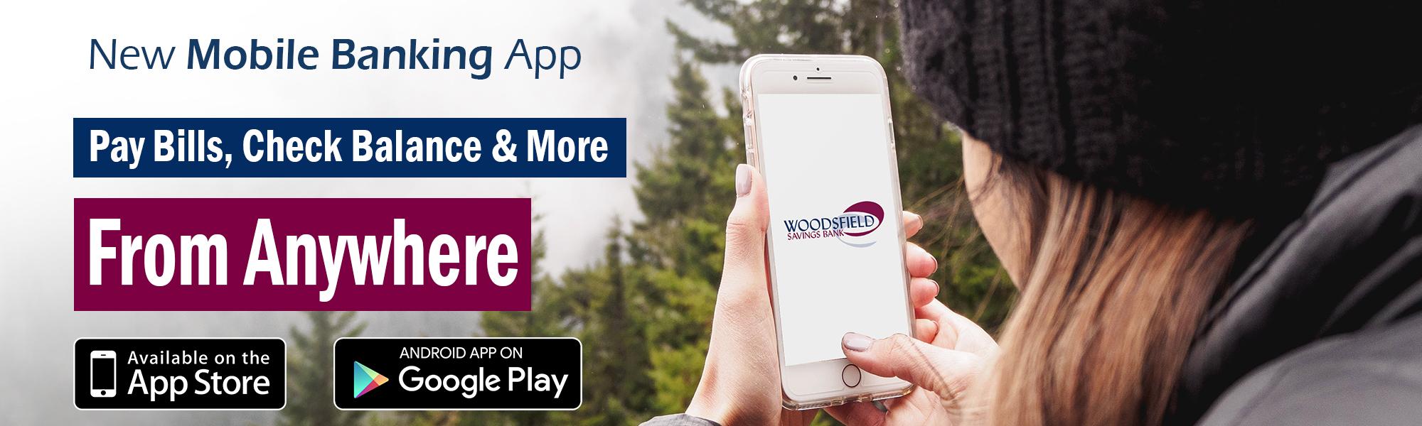 WSB Mobile Banking Website Hero Banner
