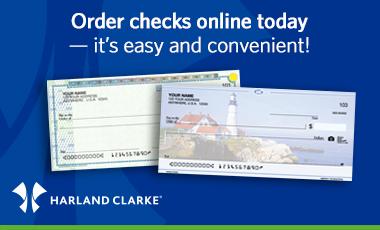 Order Checks Online