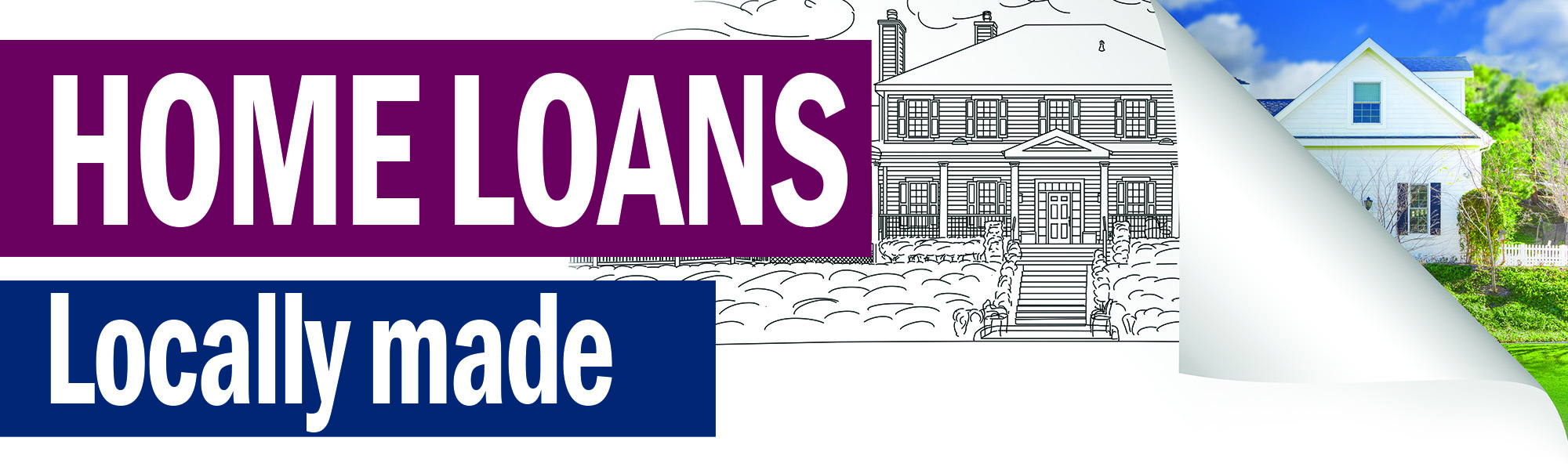 WSB 19 Home Loans Website Graphic