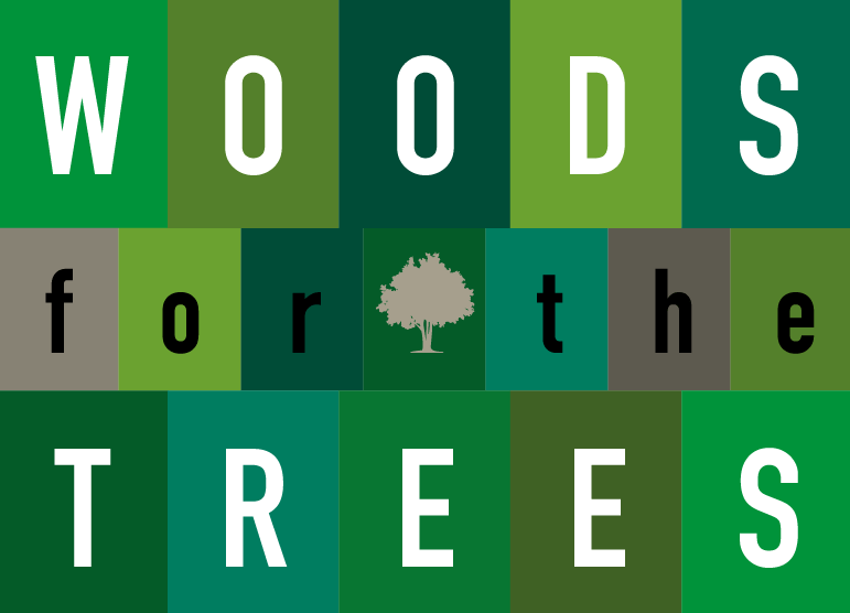 Woods for the Trees logo