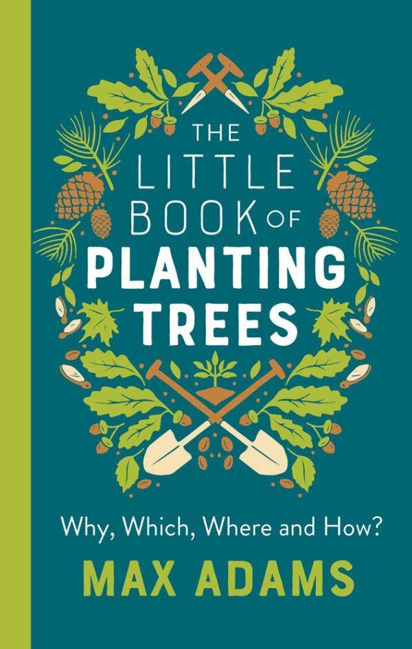 Little Book of Planting Trees - paperback artwork