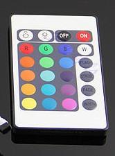 RGB LED Strip Controllers: IR Codes | WoodUino ca