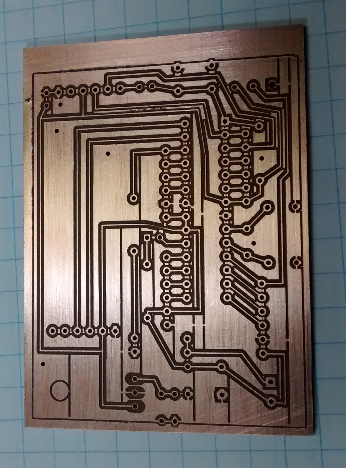 Cnc Update 6 Making Circuit Boards Wooduinoca