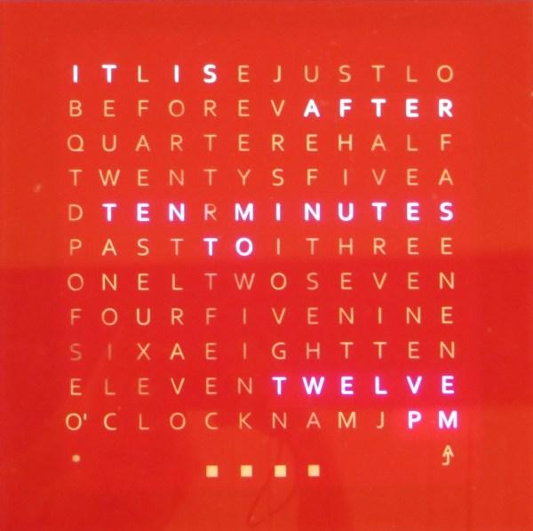 Wall Clock v2