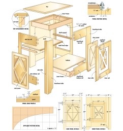 woodworking kitchen cabinet diagrams pdf free download blog wiring woodworking kitchen cabinet diagrams pdf free download [ 1275 x 1650 Pixel ]