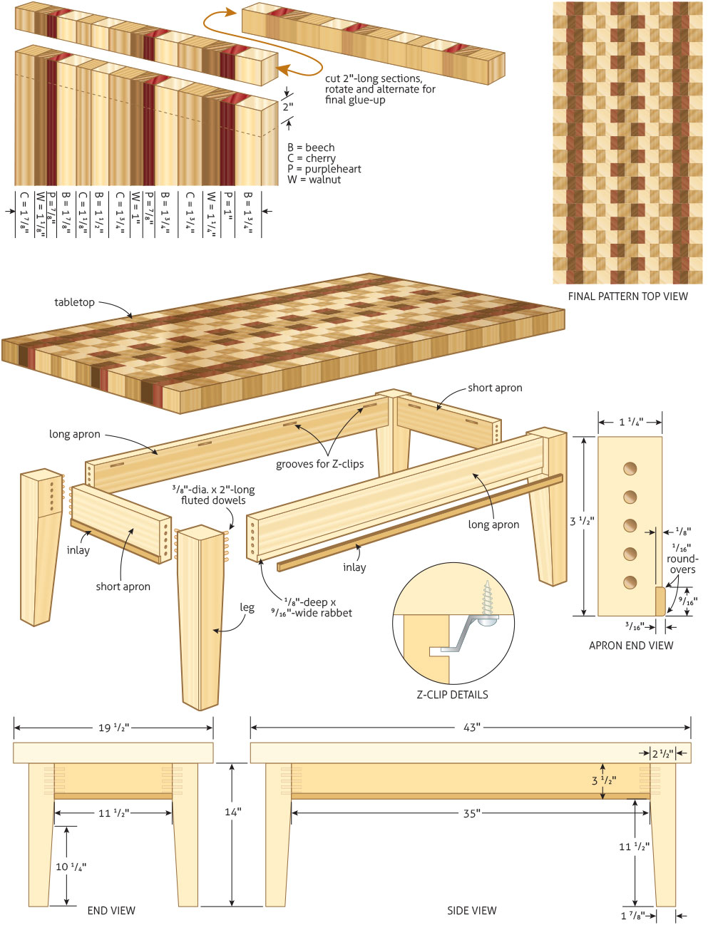 pdf plans plans coffee table download free small wood. Black Bedroom Furniture Sets. Home Design Ideas