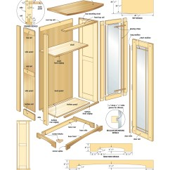Kitchen Cabinet Plans Unique Items Woodwork Woodworking Pdf