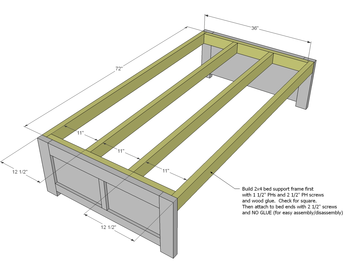 plans to build a sofa bed corner garden furniture aldi daybed with storage woodworking woodshop