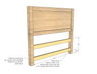 woodworking plans for beds with storage | Quick ...