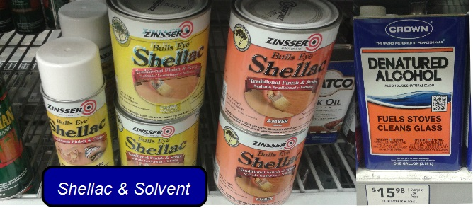 Shellac Solvent