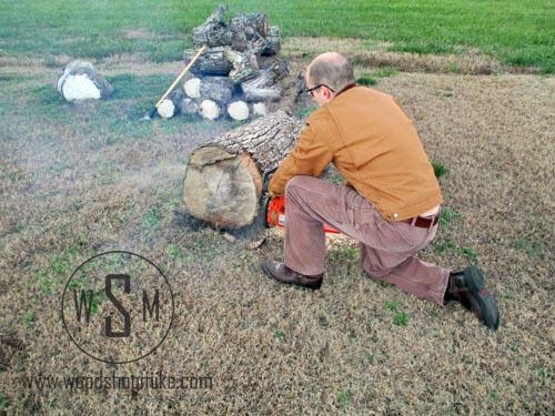 Trimming Log 2