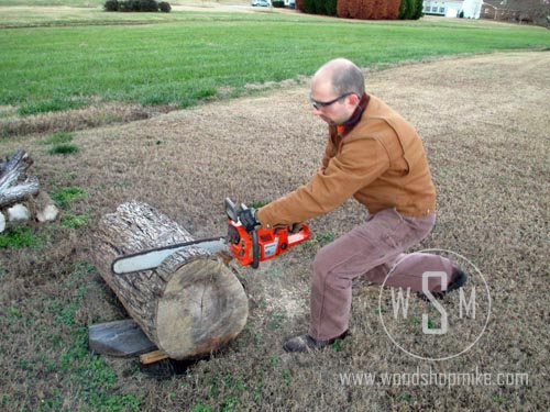 Trimming Log