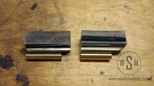 Jr. Gent Blanks Ready to be Cut