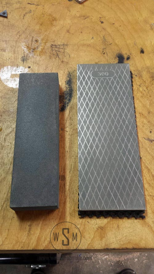 Trend Diamond Whetstone Kit Up For Review Woodshop Mike