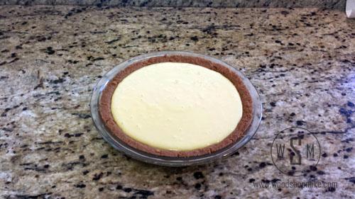 Gluten Free Key Lime Pie, Pie Ready for Baking
