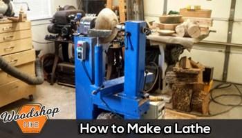 Stitching a Flat Belt for Machinery - Woodshop Mike