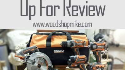 RIDGID GEN5X Combo Kit, Review & Giveaway!
