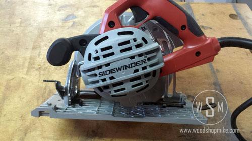Side, Skilsaw SPT 67 WL-01