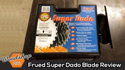 Freud Super Dado SD508, Up For Review