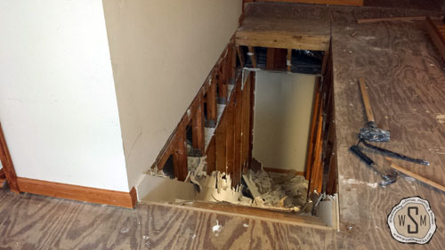 ready-to-pull-risers-and-treads-our-fix-it-up-house-removing stairs
