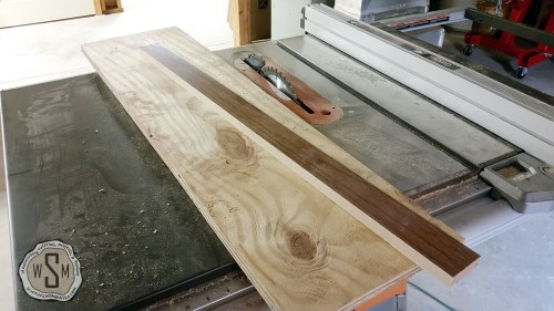 Custom Threshold 1, Master Bath Remodel, Flooring