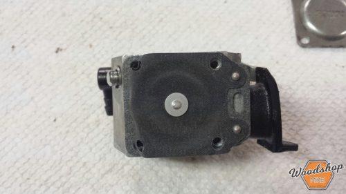 Reassembly 3-carburetor rebuild