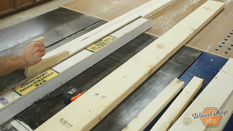 How to Make a DIY Screen Door-Ripping