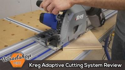 Kreg Adaptive Cutting System Tool Review