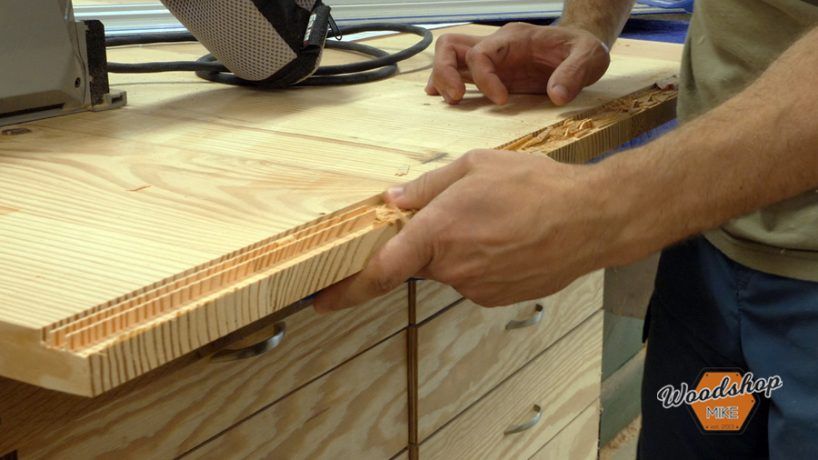how to make breadboard ends