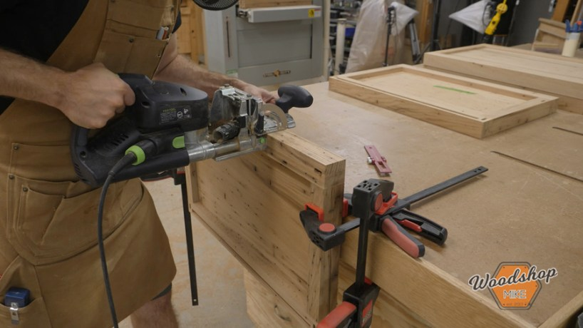 how to hold work without a bench vise