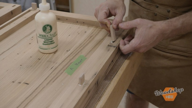 woodworking with a domino joiner