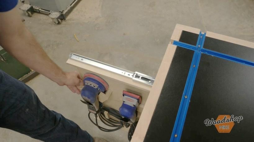 powertool storage
