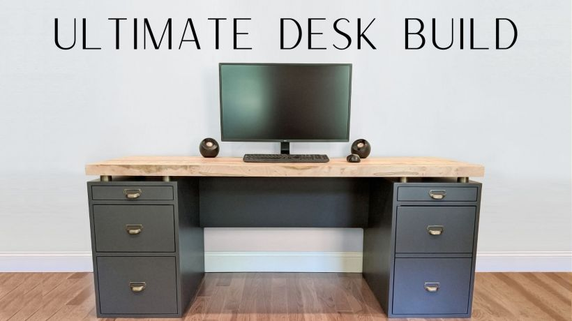 How to Make the Ultimate Desk