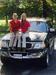 Dr. Snead and Dr. Ludwick hit the road