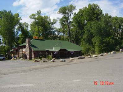 The Woods Landing Bar and Dancehall