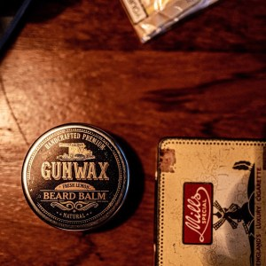 Gunwax beard balm