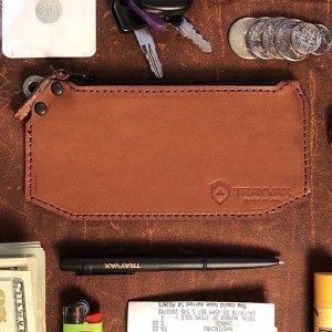 Trayvax Renegade Zipper Wallet