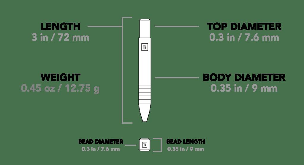 EDC Mini Pen