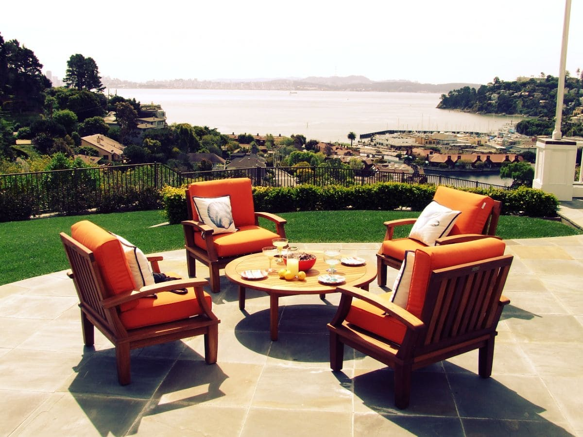 11 best woods for outdoor furniture