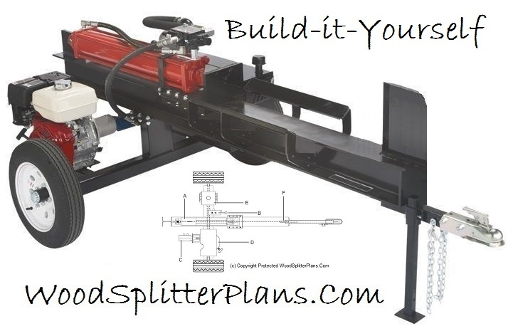 American Log Splitter For Sale