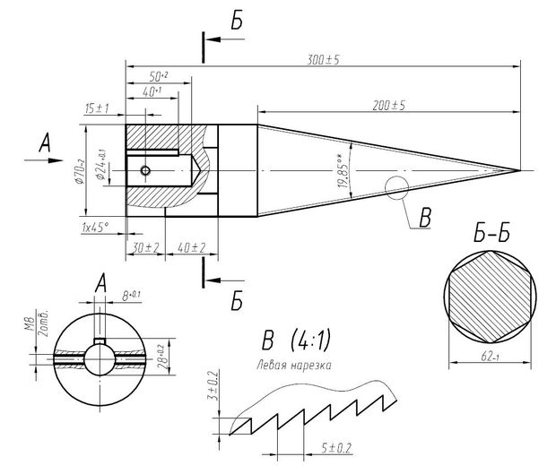 Log Splitter Design Hydraulic, Easy Wooden Spice Rack