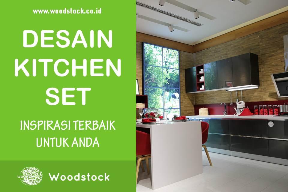 Inspirasi Desain Kitchen Set Minimalis Temukan Gaya Anda Woodstock