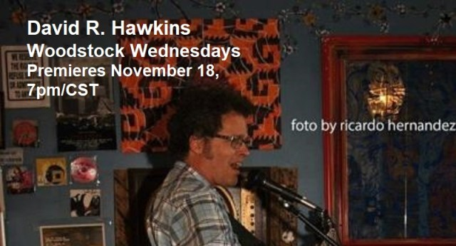 David R. Hawkins | Woodstock Wednesdays | Premieres November 18, 7pm/CST
