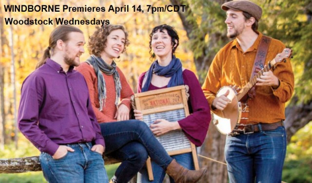 Windborne Premieres April 14 for Woodstock Wednesdays